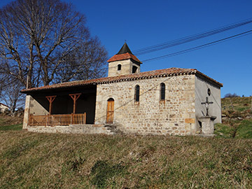 La Chapelle Courreau